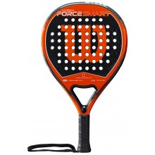 WILSON CARBON FORCE SMART PADEL RACQUET
