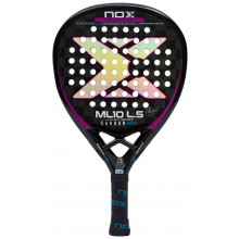 NOX ML10 LUXURY CARBON 18K PADEL RACQUET