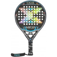 NOX MP10 GEMELAS ATOMIKAS BY MAPI S.ALAYETO PADEL RACQUET