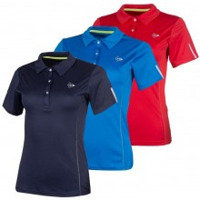 WOMEN'S DUNLOP CLUB POLO
