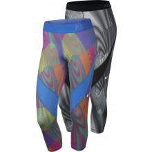WOMEN'S NIKE PRO HYPERCOOL FREQUENCY 3/4 LEGGINGS