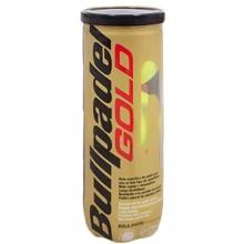 CAN OF 3 BULLPADEL GOLD BALLS
