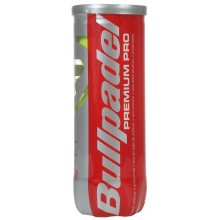 CAN OF 3 BULLPADEL PREMIUM BALLS
