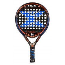 NOX EQUATION WORLD PADEL TOUR ADVANCED SERIES PADEL RACQUET