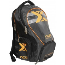 NOX STREET ORANGE BACKPACK