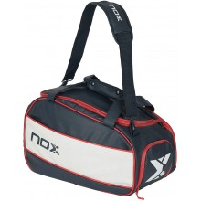 NOX STREET BLUE AND WHITE PADEL BAG