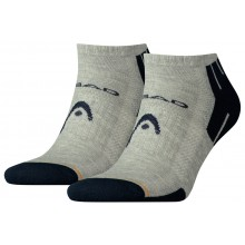 PACK OF 2 PAIRS OF HEAD PERFORMANCE LOW SOCKS