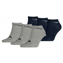 3 PAIRS OF HEAD LOW SOCKS