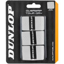 PACK OF 3 DUNLOP TOUR DRY OVERGRIPS