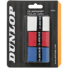 PACK OF 3 DUNLOP TOUR DRY OVERGRIP