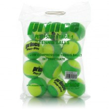PACK OF 12 STAGE 1 PRINCE INTERMEDIATE BALLS