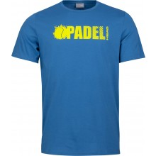 PADEL HEAD FONT T-SHIRT