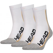 PACK OF 3 PAIRS OF HEAD PERFORMANCE SOCKS