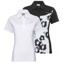 WOMEN'S HEAD PERFORMANCE POLO