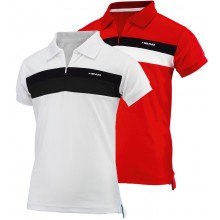 GIRL'S HEAD STERRY ZIP CLUB POLO