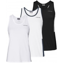 JUNIOR GIRLS' HEAD CLUB TANK TOP