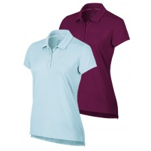 WOMEN'S NIKE COURT PURE POLO