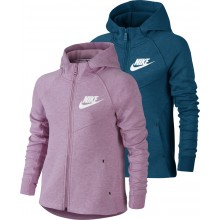 SWEAT NIKE A CAPUCHE JUNIOR FILLE TECH FLEECE