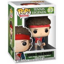 FUNKO POP VINYL TENNIS LEGENDS : JOHN MCENROE