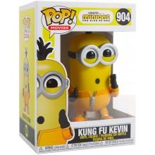 FUNKO POP VINYL MINIONS 2 : KUNG FU KEVIN