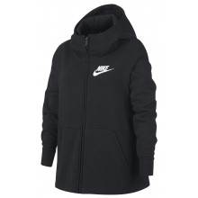 JUNIORS GIRLS NIKE SPORTSWEAR HOODIE WITH ZIPPER