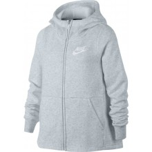 JUNIOR GIRLS' NIKE SPORTSWEAR ZIPPED HOODIE