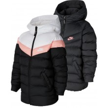 JUNIOR NIKE JACKET WITH A HOOD