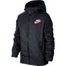 JUNIOR NIKE FLEECE JACKET WITH HOOD