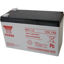 TUTOR BALL MACHINE BATTERY 7AH for mod
