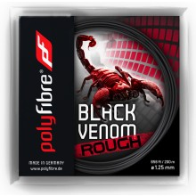 STRING POLYFIBRE BLACK VENOM ROUGH (12.2 METRES)