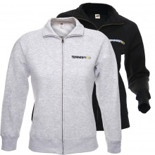 FULL ZIP SWEATER TENNISPRO.FR
