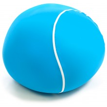 "TURQUOISE "" TENNIS BALL "" LARGE SIZE 80CM BEAN BAG CHAIR"