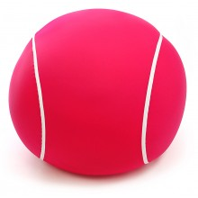 "FUCHSIA "" TENNIS BALL "" MEDIUM SIZE 65CM BEAN BAG CHAIR"