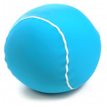 "TURQUOISE "" TENNIS BALL "" MEDIUM SIZE 65CM BEAN BAG CHAIR"