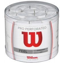 PACK OF 60 WILSON PRO PERFORATED OVERGRIPS