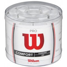 PACK OF 60 WILSON PRO OVERGRIPS