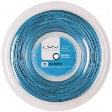 LUXILON BIG BANGER ALU POWER ICE BLUE (220 METRES) STRING REEL