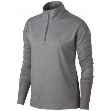 WOMEN'S NIKE 1/2 ZIPPED LONG-SLEEVE T-SHIRT