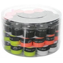 BOX OF 60 WEST GUT SMOOTH OVERGRIPS