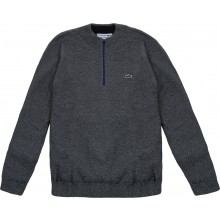 SWEAT LACOSTE HALF ZIP SWEATER