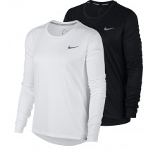 WOMEN'S NIKE MILER LONG-SLEEVE T-SHIRT