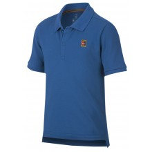 JUNIORS NIKE COURT HERITAGE POLO
