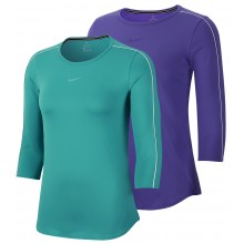 WOMEN'S NIKE COURT 3/4 SLEEVE T-SHIRT