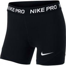 JUNIOR GIRLS' NIKE PRO SHORTS
