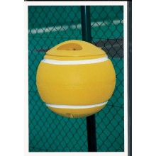 YELLOW BALL BIN