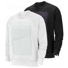NIKE COURT CREW FLEECE REVERSIBLE SWEATER