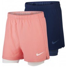 JUNIOR GIRLS' NIKE DRI-FIT 2IN1 SHORTS