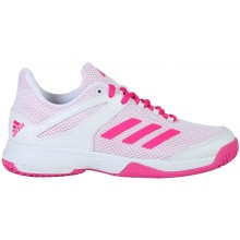 JUNIORS ADIDAS BARRICADE CLUB ALL SURFACE SHOES