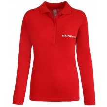 POLO LONG-SLEEVES TENNISPRO.FR