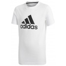 JUNIOR ADIDAS TRAINING LOGO T-SHIRT